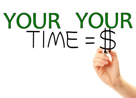 Your Time Your Money